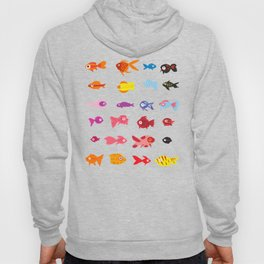 Fish collection Hoody