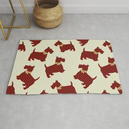 Scottish Terrier Rug