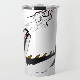 Mosasaurus - Designed for Chomp Travel Mug