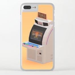 Capcom Impress Clear iPhone Case