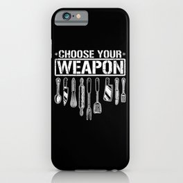 Chef Chef Hat Chef Gifts Kitchen iPhone Case