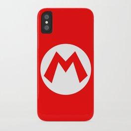 Nintendo Mario iPhone Case
