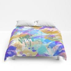 Lulu Abstract Comforters