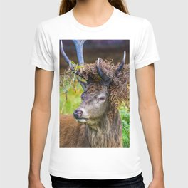 Crowned. T-shirt