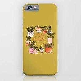 Life is Full of Magic iPhone Case