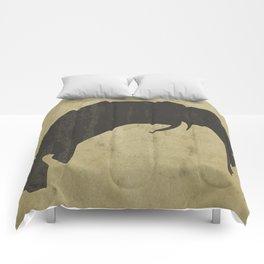 Han Solo Print - LEFT Comforters