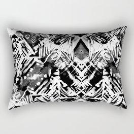 Ikat #5E Rectangular Pillow