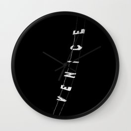 Venice Sign Wall Clock