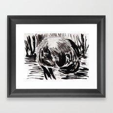 Dream View series V Framed Art Print