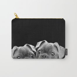 puppies dogs Carry-All Pouch