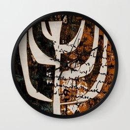 Malus Wall Clock