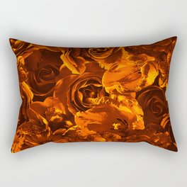 flowers 55 Rectangular Pillow