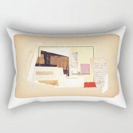 geometric exp #01 Rectangular Pillow
