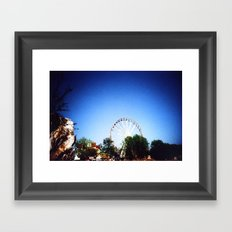 Eldorado Framed Art Print