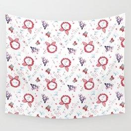 Bows Wall Tapestry
