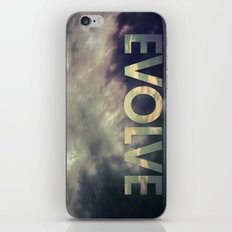 evolve iPhone & iPod Skin