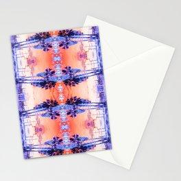 Tar Palm Reflection 1 Stationery Cards