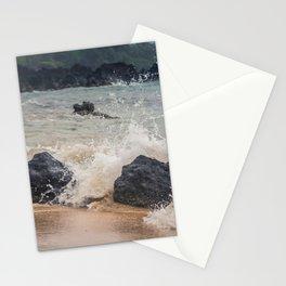 Splash Zone Stationery Cards