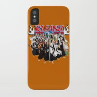 bleach iPhone & iPod Cases featuring TOGETHER BLEACH by feimyconcepts05
