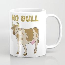 No Bull Coffee Mug