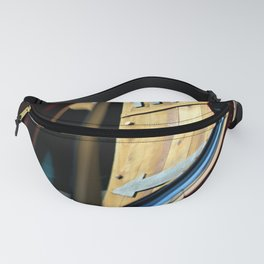 Not Quite A Woodie Fanny Pack