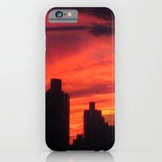 City Sunset Slim Case iPhone 6s