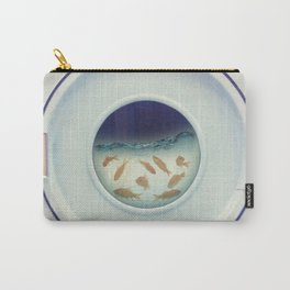 Tumbling goldfish Carry-All Pouch