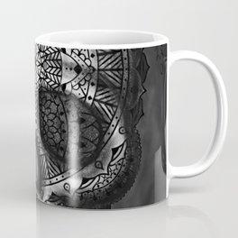 Caveira Mandala Coffee Mug