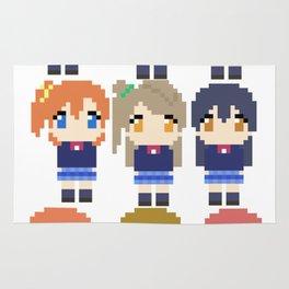 Pixel Muse Rug