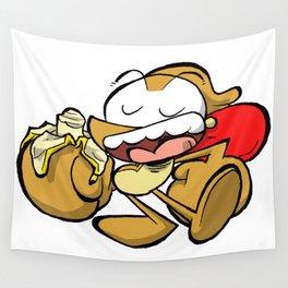 Rodney banana Wall Tapestry