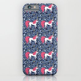 Modern Mare - Pink iPhone Case
