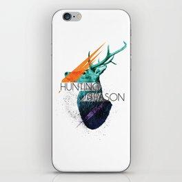 Hunting Season iPhone Skin