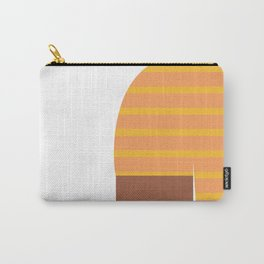 Yellow & Black T-Shirt Carry-All Pouch