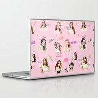 ultraviolence Laptop & iPad Skins featuring lanapattern by evenstarss