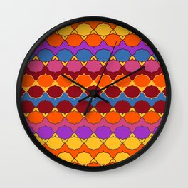 Festivar Wall Clock