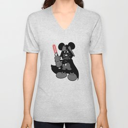 Darth Mickey Unisex V-Neck