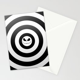 Jack Skellington Nightmare Before Christmas Stationery Cards