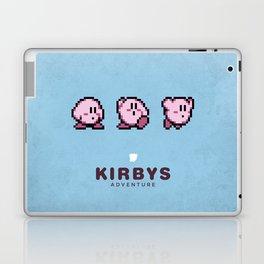 Kirbys Adventure Laptop & iPad Skin