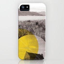 Sojourn series - Lake Tekapo iPhone Case