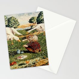 Making Friends Stationery Cards