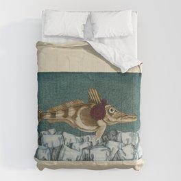The Ice Fish Cometh Comforters
