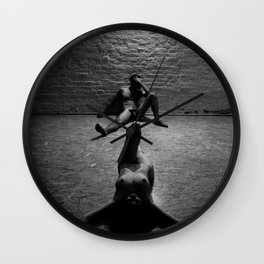 victory and defeat Wall Clock