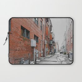 View from the Alley - Savannah 1 Laptop Sleeve
