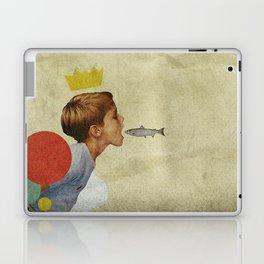E.A.T   Collage Laptop & iPad Skin