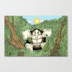 Gnobo Awakening Canvas Print