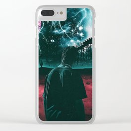 Astroworld Clear iPhone Case