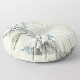 In my solitude Floor Pillow