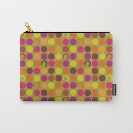 Hauspanther Zest Dots Carry-All Pouch