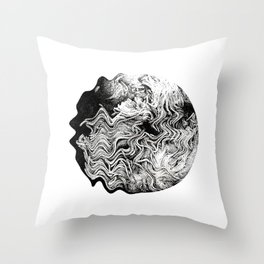 FLUID Throw Pillow