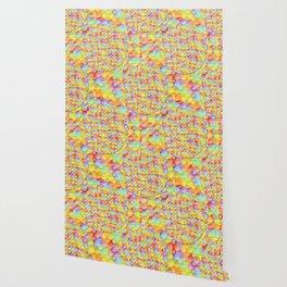 Rainbow Bubbles Wallpaper